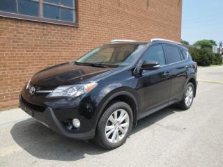 Used 2015 Toyota RAV4 Limited/NAVI/CAMERA/SUNROOF for sale in Oakville, ON