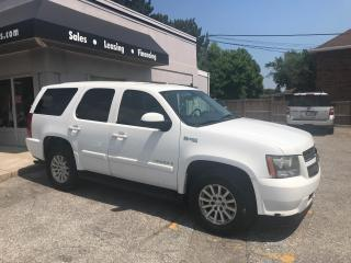 Used 2009 Chevrolet Tahoe Hybrid LT for sale in Mississauga, ON