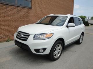Used 2012 Hyundai Santa Fe GL SPORT/AWD V6/SUNROOF for sale in Oakville, ON