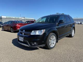 Used 2017 Dodge Journey AWD 4dr GT *New Tires* *DVD* *Heated Seats/Wheel* for sale in Brandon, MB