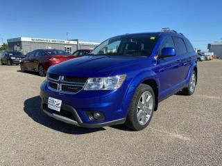Used 2012 Dodge Journey FWD 4dr SXT *New Tires* *Heated Seats* *7 Passenge for sale in Brandon, MB