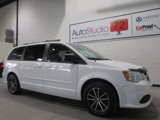 Used 2014 Dodge Grand Caravan SXT**CAMERA RECUL**A/C**STOW N GO for sale in Mirabel, QC