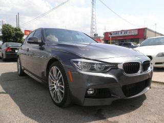Used 2016 BMW 3 Series 340i xDrive for sale in Brampton, ON