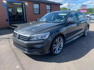 Used 2017 Volkswagen Passat HIGHLINE for sale in Millbrook, NS