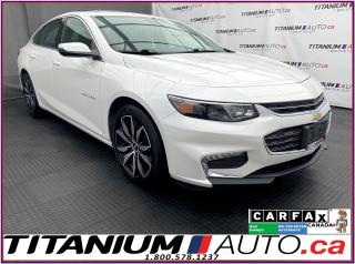 Used 2016 Chevrolet Malibu 2LT+GPS+Pano Roof+Camera+Leather+Remote Start+BOSE for sale in London, ON