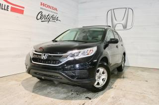 Used 2016 Honda CR-V LX for sale in Blainville, QC