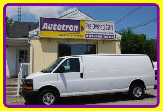 Used 2019 Chevrolet Express 2500 EXT.  Loaded for sale in Woodbridge, ON