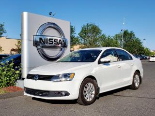 Used 2014 Volkswagen Jetta comfortline for sale in Drummondville, QC