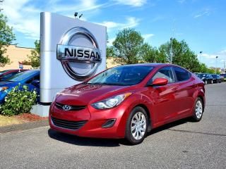 Used 2011 Hyundai Elantra GL for sale in Drummondville, QC