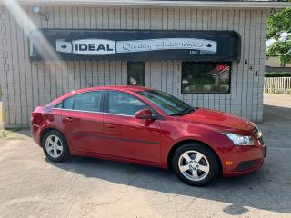 Used 2014 Chevrolet Cruze 2LT for sale in Mount Brydges, ON