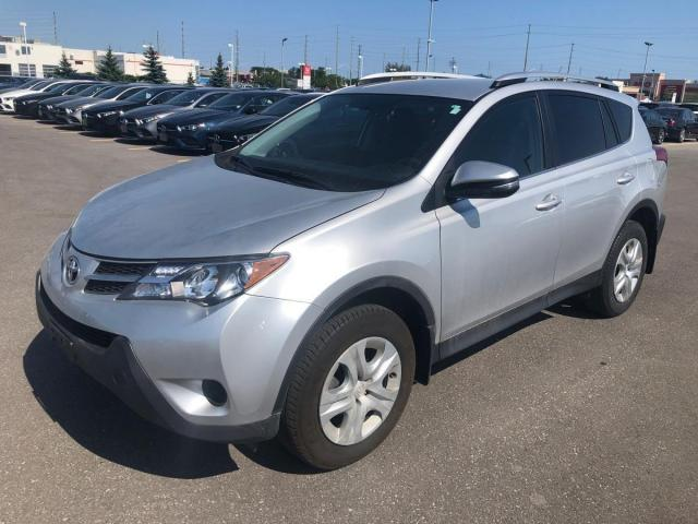 2015 Toyota RAV4 LE VERY CLEAN.  WELL MAINTAINED