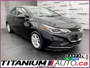 Used 2018 Chevrolet Cruze LT+Camera+Apple Play+Heated Seats+Remote Start+XM+ for sale in London, ON