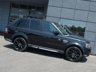 Used 2012 Land Rover Range Rover Sport SUPERCHARGED|NAVI|REARCAM|20 inch ALLOYS for sale in Toronto, ON