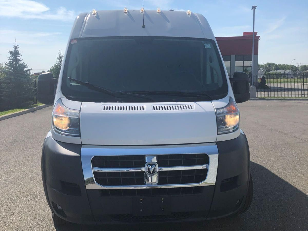 2018 RAM Cargo Van