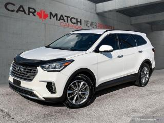 Used 2017 Hyundai Santa Fe XL PREMIUM / NO ACCIDENTS / AWD for sale in Cambridge, ON