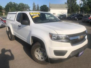 Used 2017 Chevrolet Colorado Ext. Cab. 2 Wheel Drive for sale in St Catharines, ON