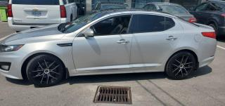 Used 2011 Kia Optima Turbo SX for sale in North York, ON
