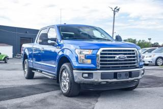 Used 2016 Ford F-150 XTR PKG CREW 4X4 3.5L ECO MAGS 18P ECRAN for sale in St-Hubert, QC