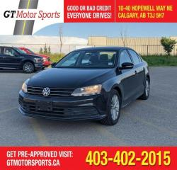 Used 2015 Volkswagen Jetta Trendline for sale in Calgary, AB