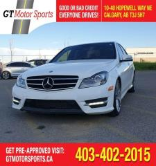 Used 2014 Mercedes-Benz C-Class C 300 for sale in Calgary, AB