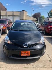 Used 2015 Toyota Prius V CAMERA /SMART KEY for sale in Winnipeg, MB