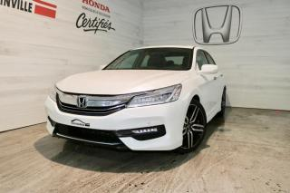 Used 2017 Honda Accord Touring 4 portes for sale in Blainville, QC