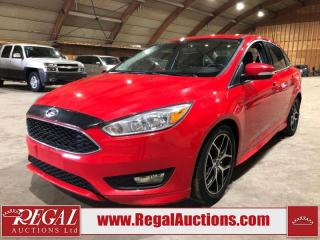 Used 2015 Ford Focus SE 4D Sedan 2.0L for sale in Calgary, AB