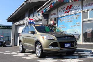 Used 2013 Ford Escape SEL for sale in Sudbury, ON