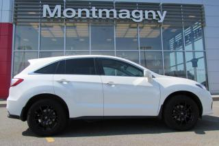 Used 2016 Acura RDX Traction intégrale groupe techn for sale in Montmagny, QC