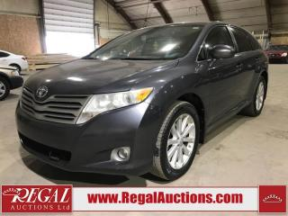 Used 2009 Toyota Venza 4D Utility AWD for sale in Calgary, AB