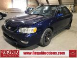 Photo of Blue 2001 Toyota Corolla