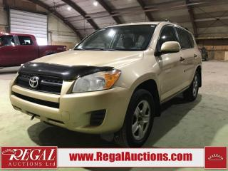 Used 2009 Toyota RAV4  4D UTILITY for sale in Calgary, AB