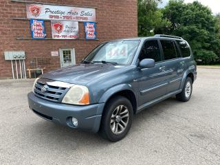 Used 2006 Suzuki XL-7 AWD/7 SEATS/A/C/SUNROOF for sale in Cambridge, ON