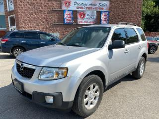 Used 2010 Mazda Tribute GX/2.5L/ONE OWNER/SAFETY+WARRANTY INCLUDED for sale in Cambridge, ON
