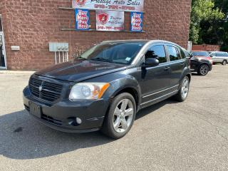 Used 2010 Dodge Caliber SXT/2.4L/SUNROOF/SAFETY+WARRANTY INCLUDED for sale in Cambridge, ON