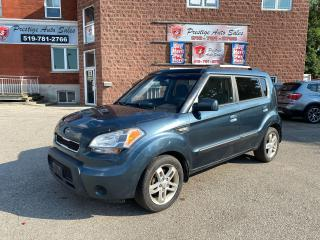 Used 2010 Kia Soul 2u/2L/NO ACCIDENT/SAFETY+WARRANTY INCLUDED for sale in Cambridge, ON