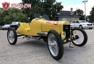 Used 1925 Ford Model T Speedster - RACER/ONTARIO REGISTRATION for sale in Cambridge, ON