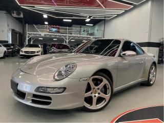 Used 2006 Porsche 911 Carrera CARRERA 4 I COMING SOON I BOSE I SUNROOF I NAV for sale in Vaughan, ON