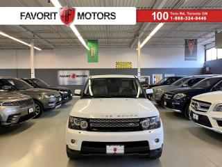 Used 2012 Land Rover Range Rover Sport HSE LUXURY|NAV|HARMANKARDON|SUNROOF|AIR SUSPENSION for sale in North York, ON