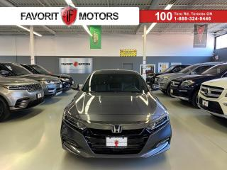 Used 2019 Honda Accord Sedan Sport 2.0T *CERTIFIED!*|SUNROOF|LEATHER|SAFETYTECH for sale in North York, ON