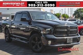Used 2016 RAM 1500 EXPRESS | BLACKOUT | ONE OWNER | BACKUP CAM | for sale in Hamilton, ON
