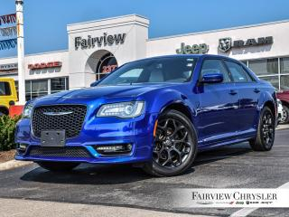 Used 2019 Chrysler 300 S   HEATED LEATHER   REMOTE START for sale in Burlington, ON