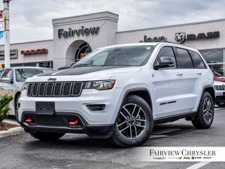 Used 2020 Jeep Grand Cherokee Trailhawk   PANO ROOF   HEMI   HEATED LEATHER for sale in Burlington, ON
