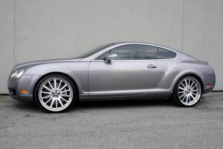 Used 2005 Bentley Continental GT AWD for sale in Vancouver, BC
