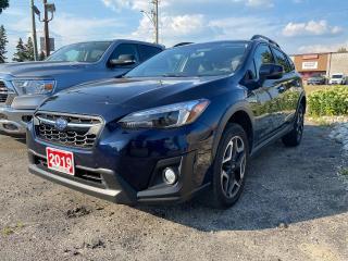 Used 2019 Subaru XV Crosstrek Limited CVT for sale in Waterloo, ON