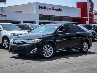 Used 2012 Toyota Camry XLE|NO ACCIDENTS for sale in Burlington, ON