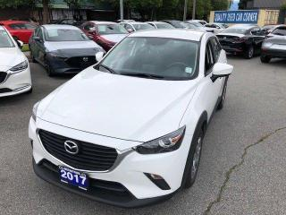 Used 2017 Mazda CX-3 GX FWD at for sale in Burnaby, BC