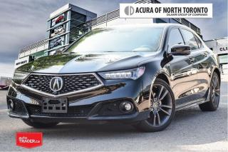 Used 2018 Acura TLX 3.5L SH-AWD w/Elite Pkg A-Spec | Top OF The Line| for sale in Thornhill, ON