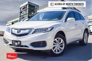 Used 2017 Acura RDX At No Accident| Back-Up Camera| 7Yrs Warranty Inc for sale in Thornhill, ON