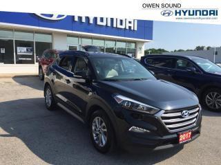 Used 2017 Hyundai Tucson Luxury 2.0 for sale in Owen Sound, ON